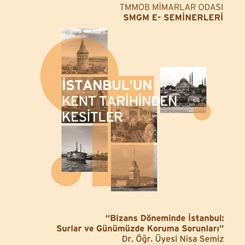 İstanbul'un Kent Tarihinden Kesitler Seminer Dizisi 2