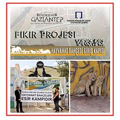 Hayvanat Bahçesi Tasarım Yarışmasına Dair
