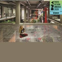 XL Mimarlık+Mühendislik'e Paris'ten İki Ödül