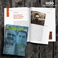 kitap-lık Dergisi Erişime Açıldı