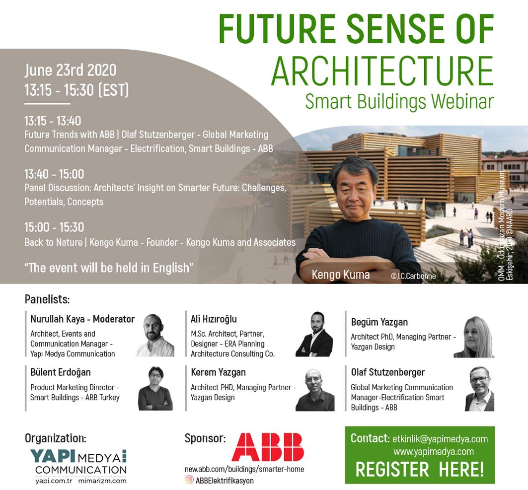 Akıllı Binalar ve Mimarlığın Gelecek Duyusu