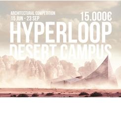 Hyperloop Çöl Kampüsü Mimari Proje Yarışması