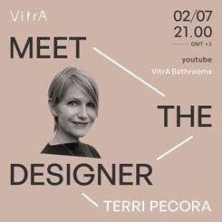 VitrA Meet The Designer: Terri Pecora