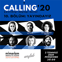 Calling Söyleşileri 10. Bölüm: 'Yayındayız'