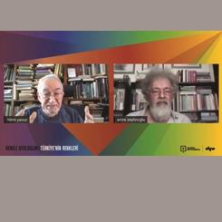 Renkli DYOloglar'ın İkinci Söyleşisi Emre Zeytinoğlu ve Hilmi Yavuz ile Gerçekleşti