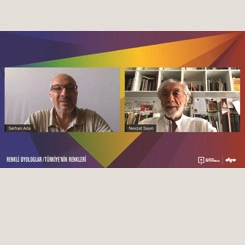 Renkli Dyologlar'ın Bu Haftaki Konukları Serhan Ada ve Nevzat Sayın Oldu