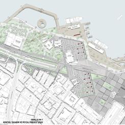 İstanbul Senin, Haliç Kıyıları Tasarım Yarışması: 1. Bölge, 1. Ödül