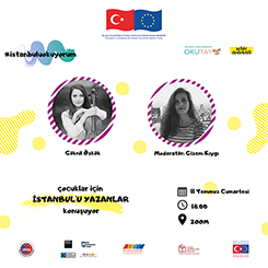 Çocuklar İçin İstanbul'u Yazanlar Konuşuyor