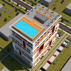 DRC Residences ve Stairs Apartments Projelerine Ödül