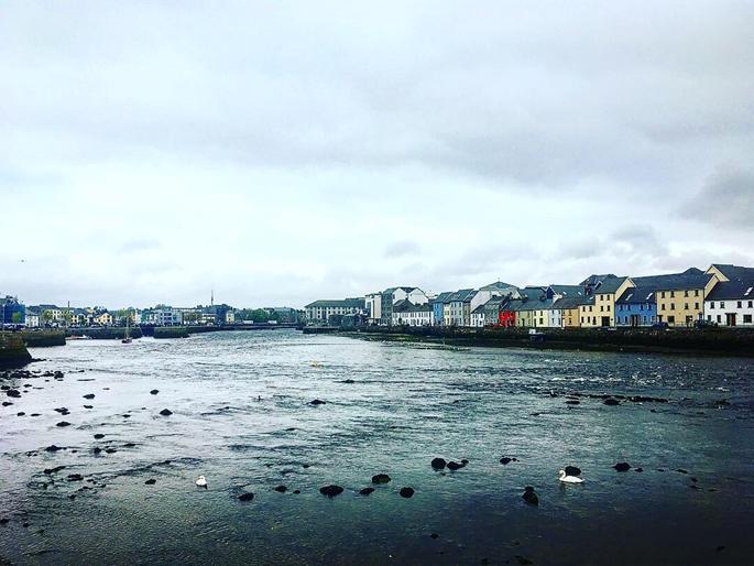 Galway sahili, İrlanda