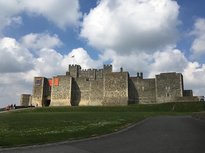 Dover Kalesi, Dover, İngiltere