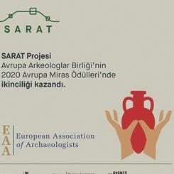 SARAT Projesi'ne İkinci Ödül