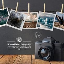 Alarko Carrier 7. Küresel İklim Değişikliği Fotoğraf Yarışması