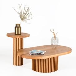 """Ananas Woodworking'in Yeni Mobilya Koleksiyonu """"Docia"""" İlhamını Doğadan Alıyor"""