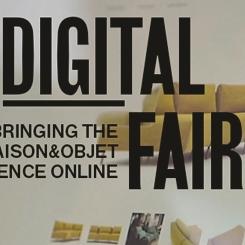Maison&Objet Eylül Edisyonunu Dijital Deneyimlere Dönüştürüyor