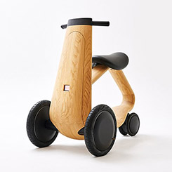 Kestane Ağacından Elektrikli Scooter: ILY-Ai