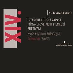 XIV. İstanbul Uluslararası Mimarlık ve Kent Filmleri Festivali Yarışması