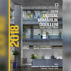 2018 Ulusal Mimarlık Ödülleri, Yapılar . Projeler . Fikirler