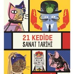 "VBKY'nin Çok Satan Kitabı ""21 Kedide Sanat Tarihi"""