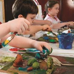 Rahmi M. Koç Müzesi'nden Çocuklara Atölyeler