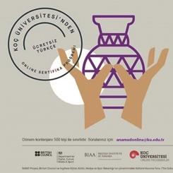 """SARAT Projesi """"Arkeolojik Varlıkların Korunması ve Kurtarılması"""" Online Programı"""