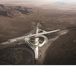 PadaLabs 'Hyperloop Desert Kampüsü Projesi'