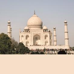Yeryuvarlağının En Güzel Aşk Türbesi: Tac Mahal