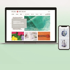 Pera Müzesi'nin Web Sitesi Yenilendi