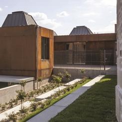 13. Yüzyıldan Kalma Manastır Medya Kütüphanesine Dönüşüyor