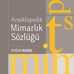 Ansiklopedik Mimarlık Sözlüğü'nün Yeni Baskısı YEM Yayın'dan Çıktı
