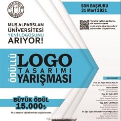 Muş Alparslan Üniversitesi Ödüllü Logo Tasarımı Yarışması