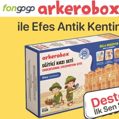 Arkerobox, Efes Antik Kenti için Yeni Ürününü Geliştiriyor