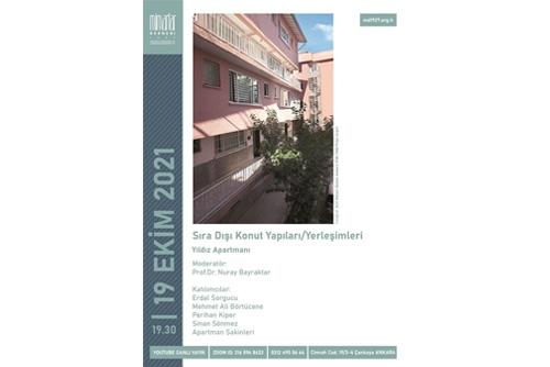 Sıra Dışı Konut Yapıları/Yerleşimleri: Yıldız Apartmanı