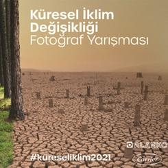 """Alarko Carrier """"Küresel İklim Değişikliği Fotoğraf Yarışması"""" Kazananları Belirlendi"""