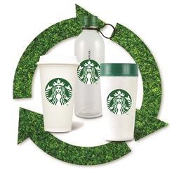 Starbucks Yeniden Kullanılabilir Bardak Serisini Genişletiyor