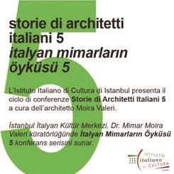 İtalyan Mimarların Öyküsü 5: Lina'dan Önceki Lina. Kökenlere Dönüş