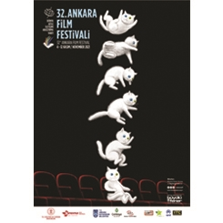 32. Ankara Film Festivali Afiş Tasarım Yarışması Sonuçlandı