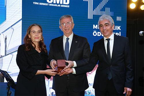 TürkSMD 14. Mimarlık Ödülleri Sahiplerini Buldu