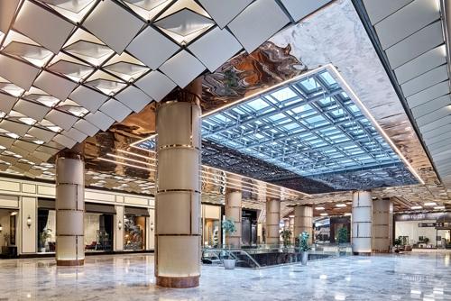 Türkiye'nin En Büyük Mobilya, Dekorasyon ve Tasarım Merkezi; Skyland HOM, Skyland İstanbul'da!