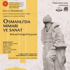 Osmanlı'da Mimari ve Sanat Ulusal Fotoğraf Yarışması