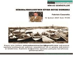 MİM-AD Seminerleri: Sébah & Joaillier'den Siyah - Beyaz Osmanlı