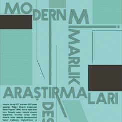 Modern Mimarlık Araştırmaları Destek Programı 2021