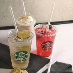 Starbucks'da Artık Sadece Kâğıt Pipet Var