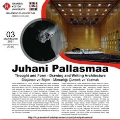 Juhani Pallasmaa: Düşünce ve Biçim - Mimarlığı Çizmek ve Yazmak