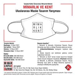 Uluslararası Maske Tasarım Yarışması