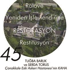 Beyazıt Seminerleri 45: Tuğba Barlık - Serda Torus