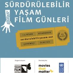 Sürdürülebilir Yaşam Film Günleri Diyarbakır