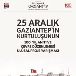 100. Yıl Anıtı ve Çevre Düzenlemesi Ulusal Proje Yarışması
