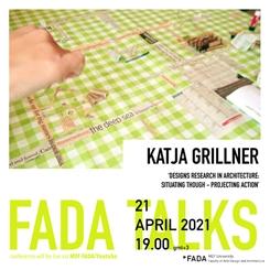 FADA Talks Etkinlikleri Devam Ediyor