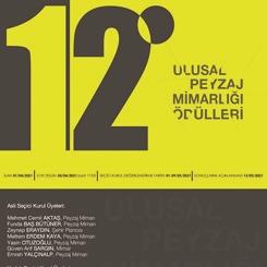 12. Ulusal Peyzaj Mimarlığı Ödülleri
